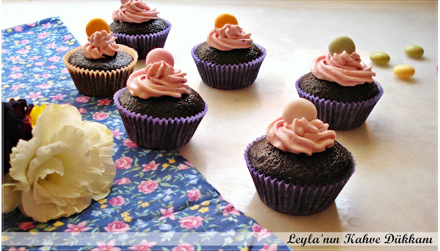 narlı cupcake diyet cupcake