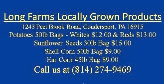 Long Farms Locally Grown