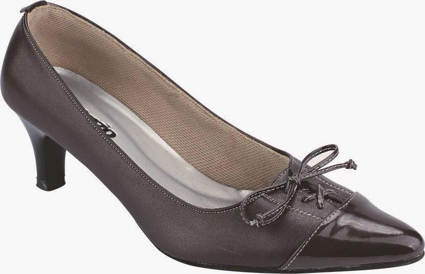 Foto gambar kolekasi model sepatu pantofel bata untuk ...
