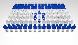 Izrael Állam lakossága: 8.6 millió ♦ A zsidó nemzetiség aránya változatlanul 75 százalék, közel 6.5