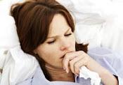 Corpo alerta quando a imunidade está baixa
