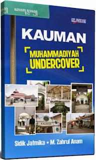 Kauman, Muhammadiyah Undercover | TOKO BUKU ONLINE SURABAYA