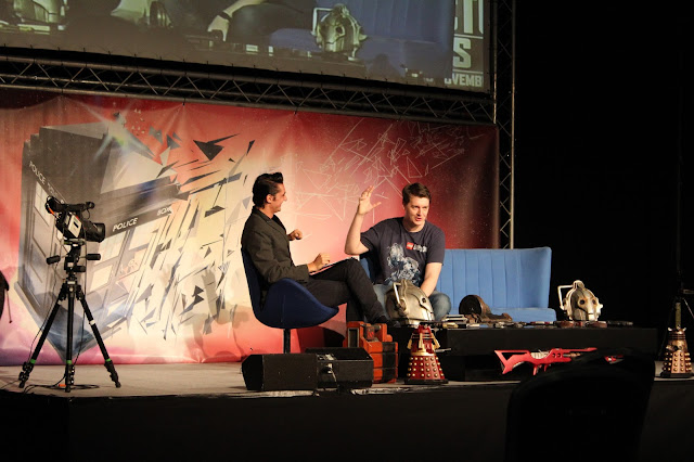 Doctor Who Festival 2015 - TT Games panel