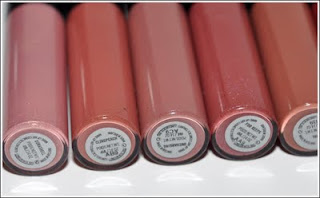 Pro Longwear Lipcolour: Stuck on You, Passion Preserved, Lasting Lust