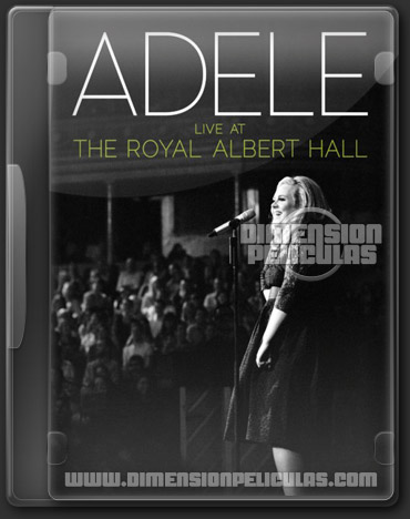 Adele : Live At The Royal Albert Hall (BRRip Ingles) (2011)