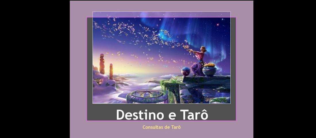Destino e Tarô