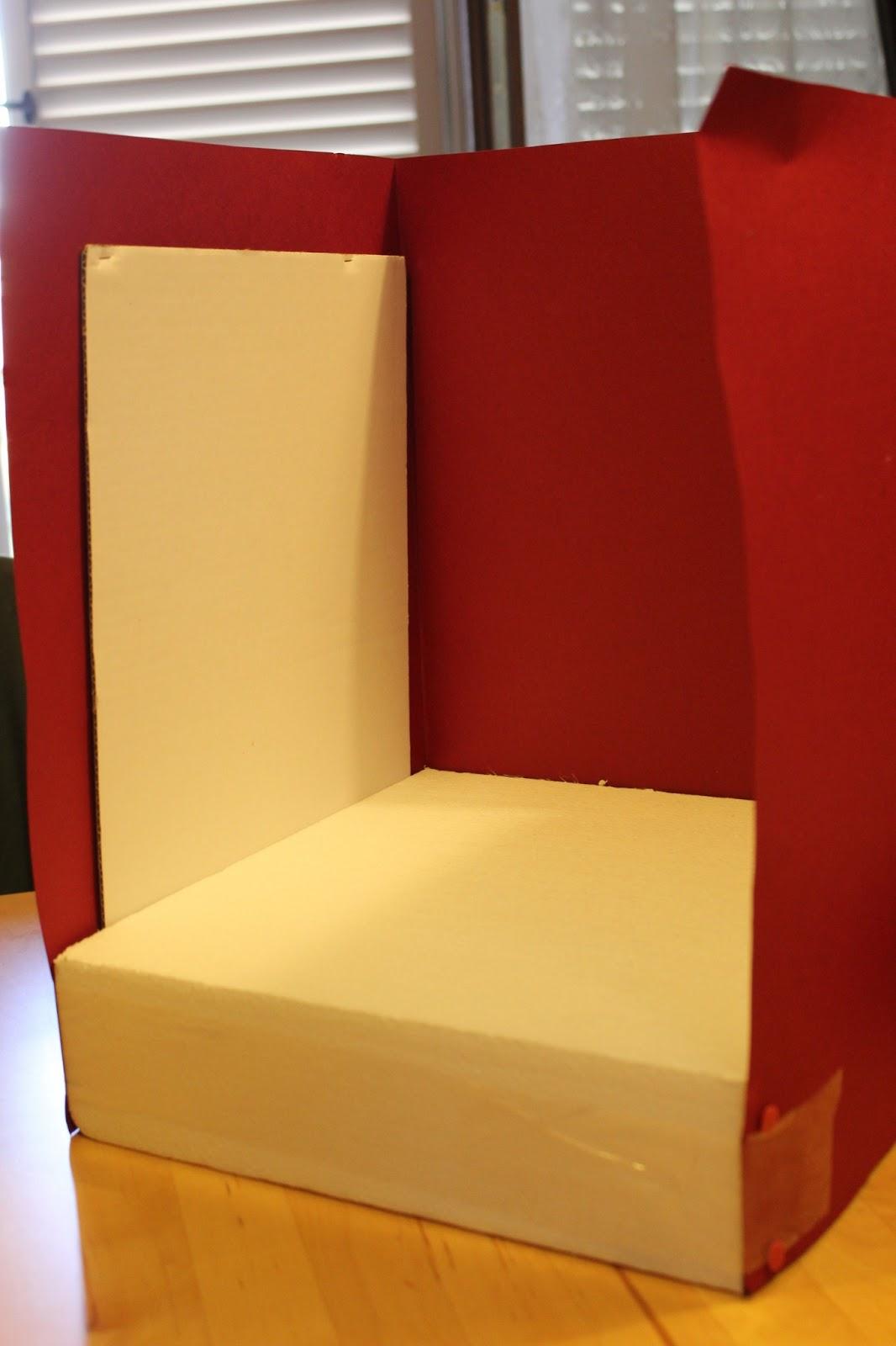 Sugarclo i pasticci di clo come costruire una scatola for Come costruire i passaggi della scatola