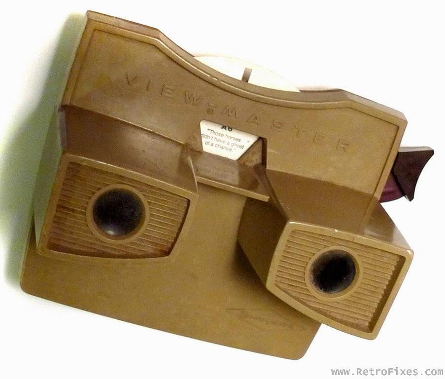 1960s View-Master Repair Sawyers Model G : RetroFixes