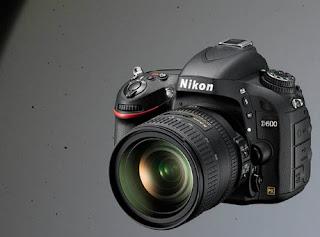 Kamera Nikkon D600 Jalani Tes Debu