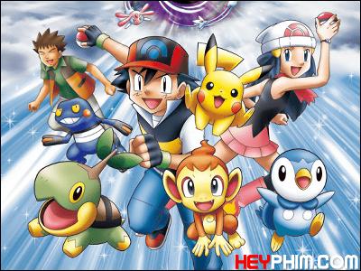 Pokemon Bản Dạ Khúc Ánh Trăng Của Meloetta - Pokemon Bản Dạ Khúc Ánh Trăng Của Meloetta