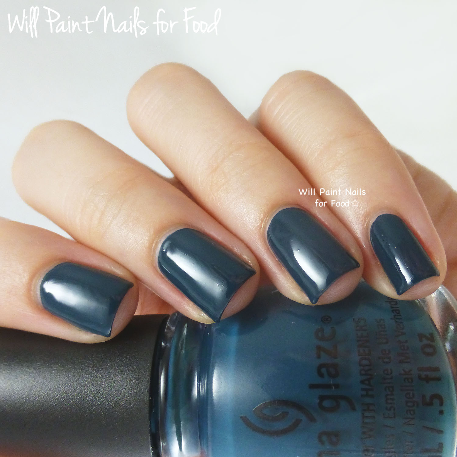 China Glaze Well Trained swatch