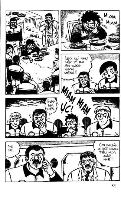 Jindodinho - Đường Dẫn Đến Khung Thành III Tập 26 page 85 Congtruyen24h