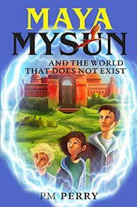 Maya Mysun and the World That Does Not Exist - 9 August