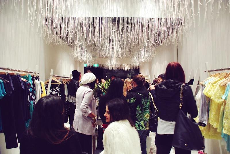 Minty Meets Munt, Ingrid Epitro, Mother and Father PR, Sydney, Australia, Launch, Paddington boutique