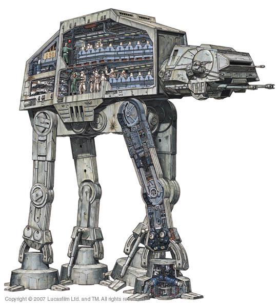 Shinra qc collection star wars at at pr sentation g n rale - Lego star wars tb tt ...