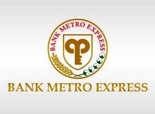 Lowongan Kerja Bank Metro Express Terbaru