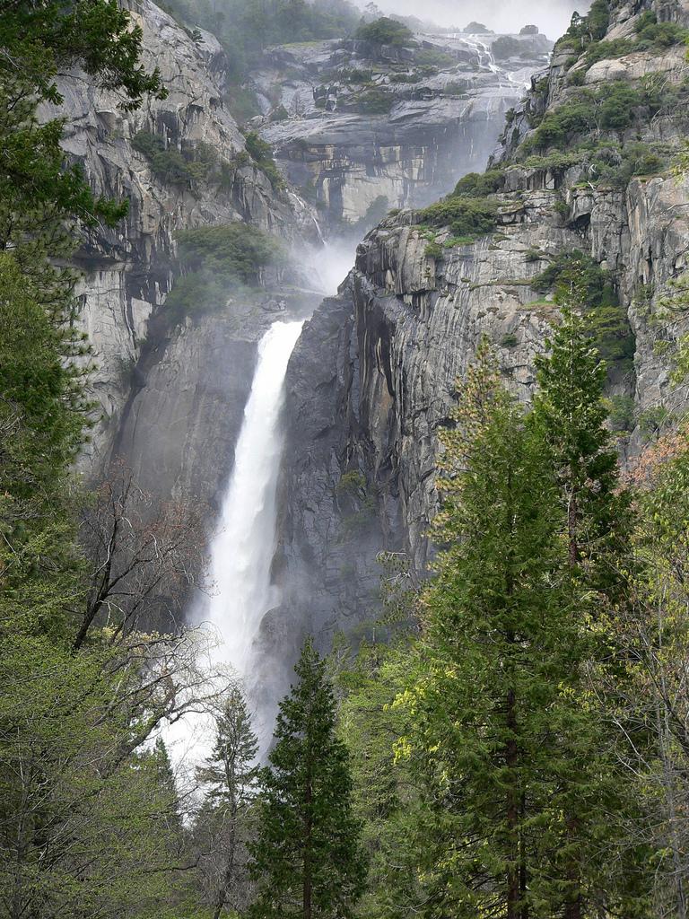 National Park Of Yosemite Natural Creations
