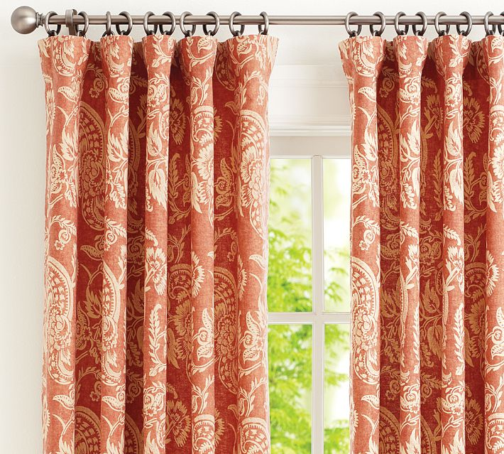 Barn curtains