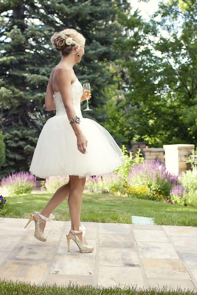 Vestidos de dia novia