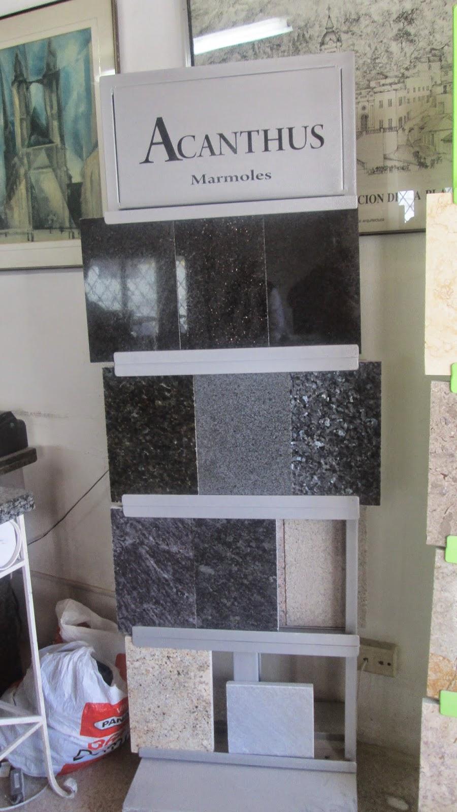 Empresa acanthus s a s m rmoles y granitos actividad for Marmoles y granitos naturales