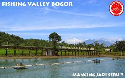 Fishing Valley Bogor