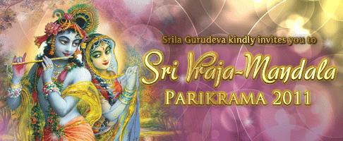Sri Vraja-mandala Parikrama 2011