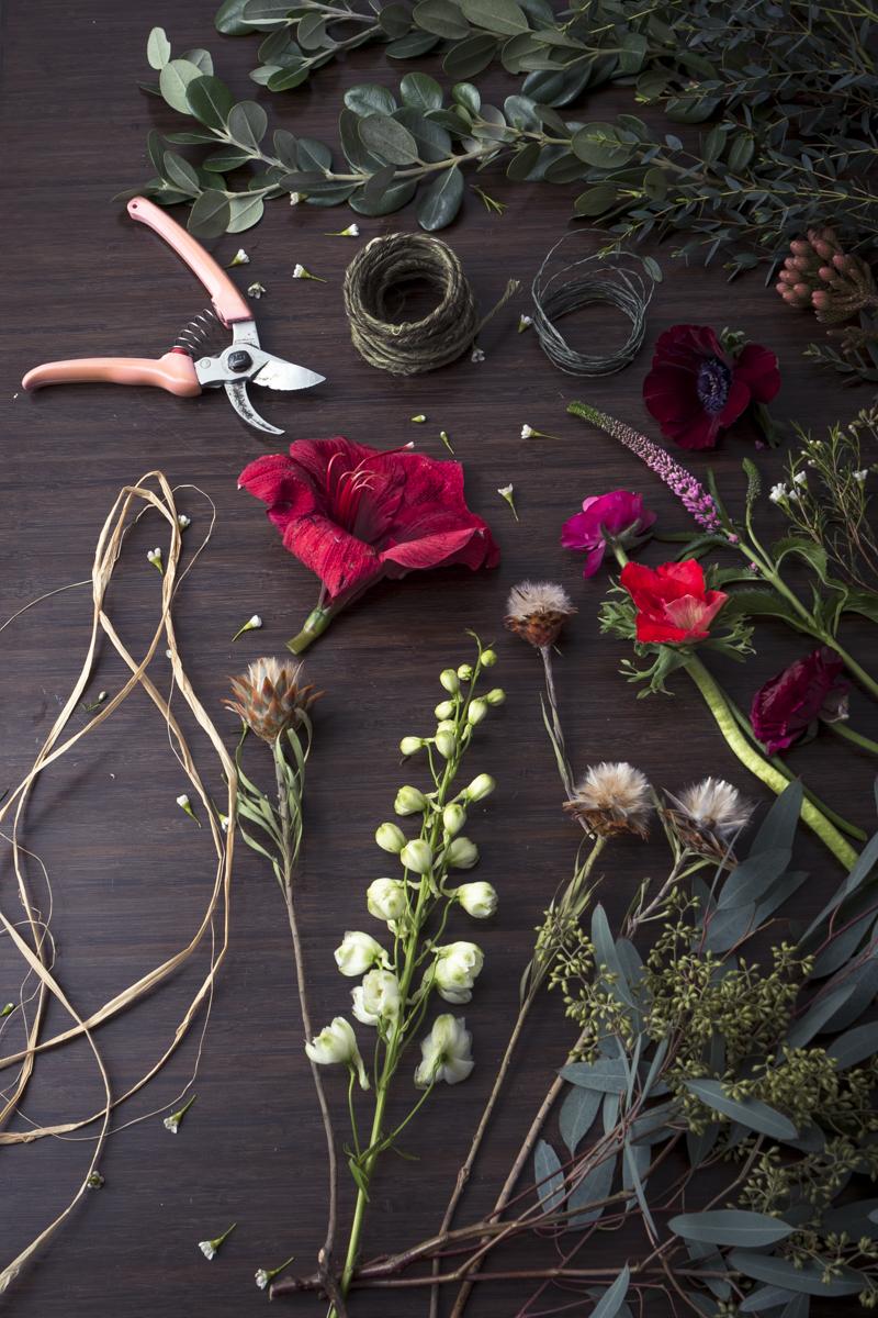 LaTonya Yvette: A Beautiful Holiday Floral Crown