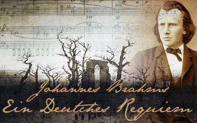 Chorale Bel Canto, German Requiem, Brahms