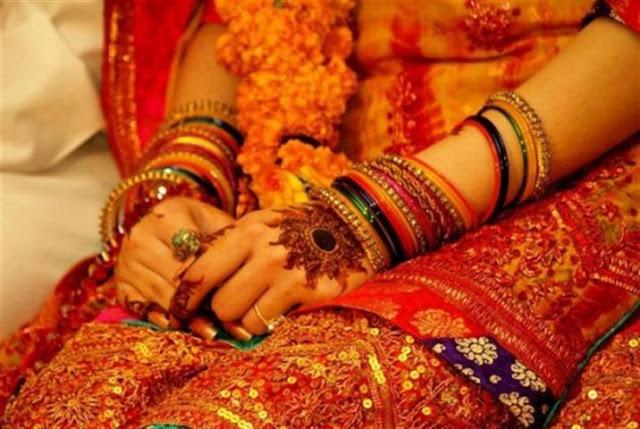 Bridal Hand mehndi designs