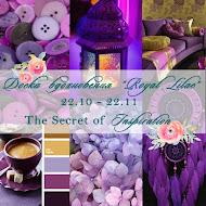 """Доска вдохновения """"Royal Lilac"""""""