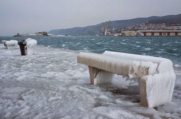 Helada Trieste