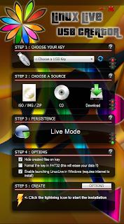 Cara Membuat Bootable Dengan Linux Live USB Creator