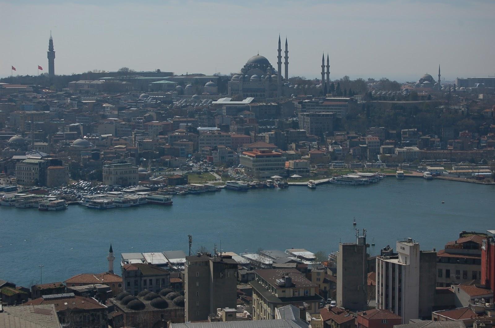 istambul do alto