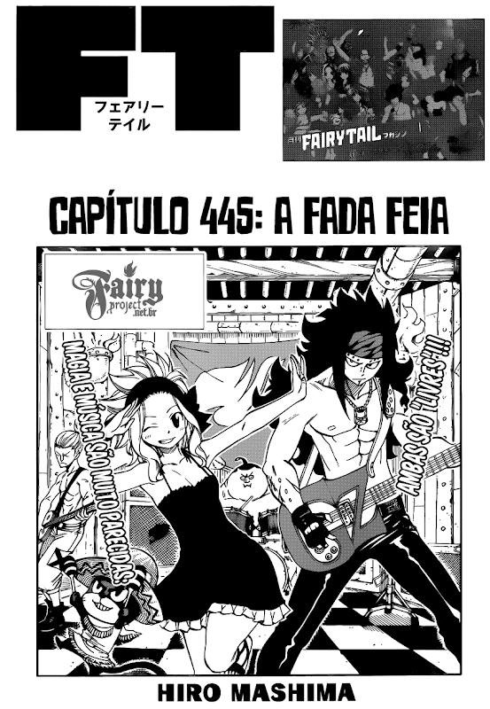 Fairy Tail Mangá 445, Mangá Fairy Tail 445, Fairy Capítulo 445, Todos os Mangás, ler, em, português, traduzido, legendados