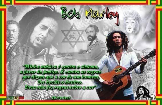 FRASES DO BOB MARLEY DE PAZ - YouTube