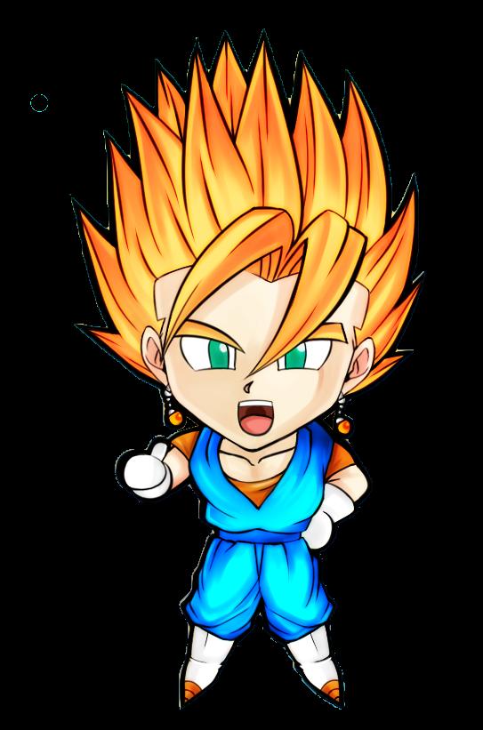 Chibi Dragon Ball Project Render