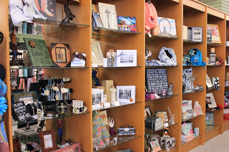 Come in to check out our NEW Fashion and Gift Department.
