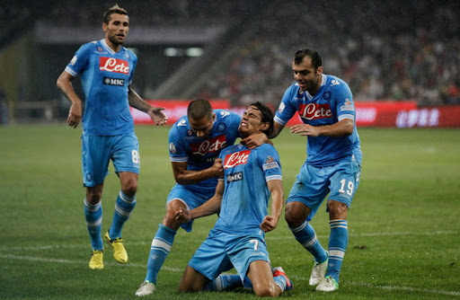 Napoli players have been banned from having sex two days before a game to prevent injuries