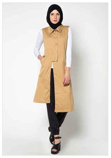 Contoh Foto Baju Muslim Modern Terbaru 2020 Contoh Model