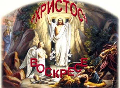 christ is risen answer