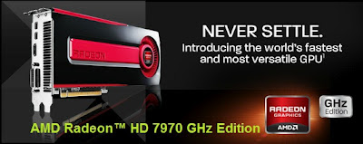 AMD Radeon HD 7970 GHz Edition Arsitektur GCN