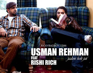 Jadon Holi Jai - Usman Rehman ft. Rishi Rich