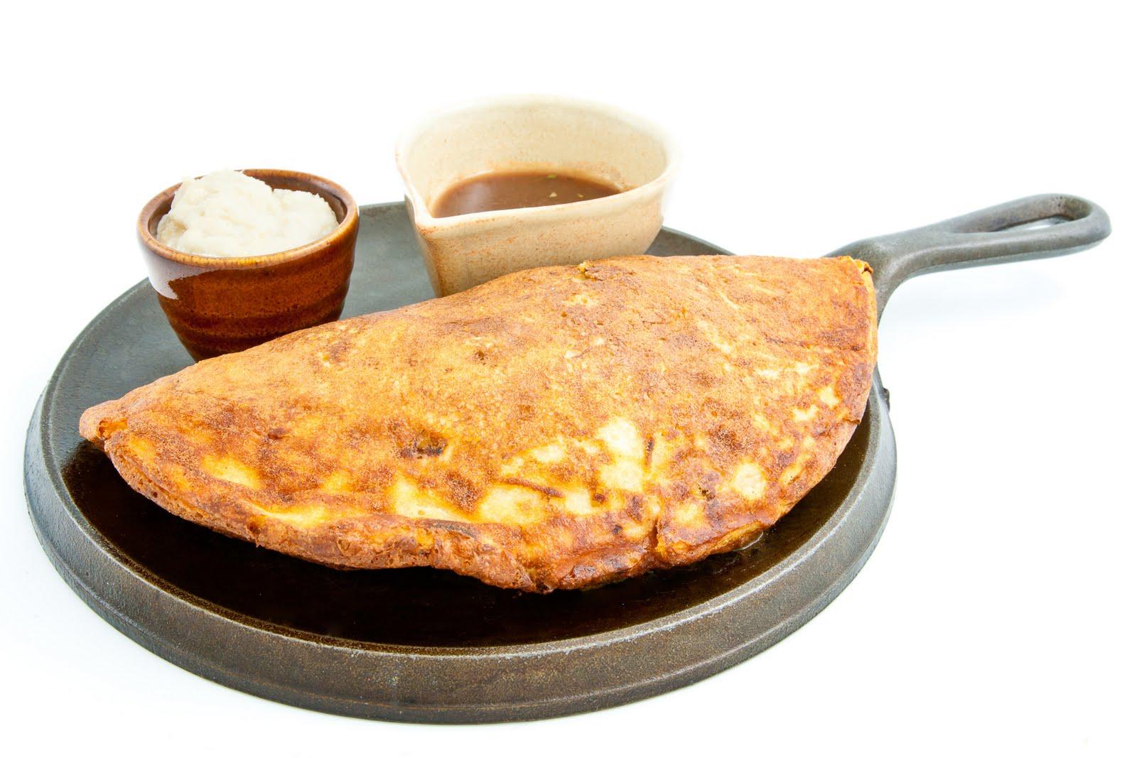 Kitchen Files: Beef & Guinness Boxty pancake
