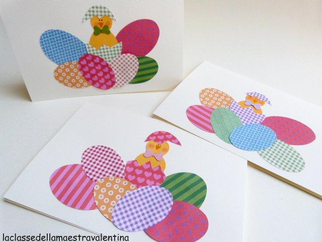 La classe della maestra valentina tante uova colorate for La maestra valentina