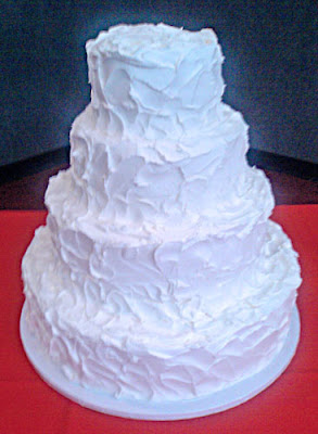 White cream Wedding Cakes