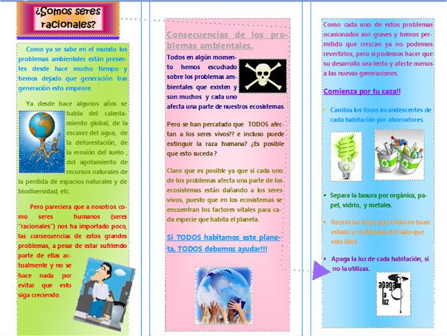 Filosofía I Grupo: 522 - Solución a los problemas ambientales ...