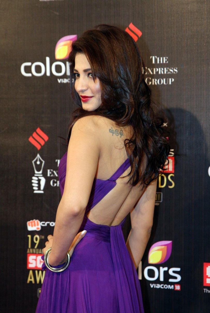 Sruthi Hassan Spicy Stills