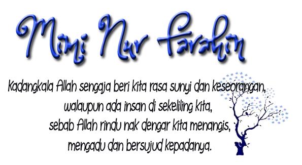 Mimi Nur Farahin Hassan