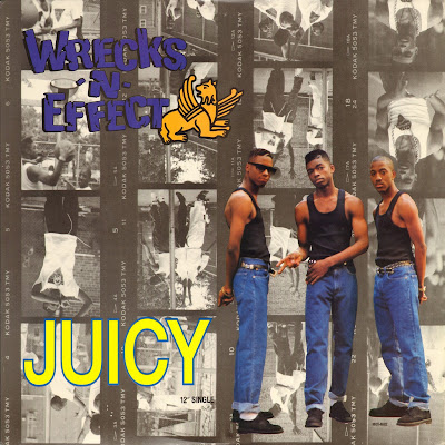 Wrecks-N-Effect – Juicy (VLS) (1989) (FLAC + 320 kbps)