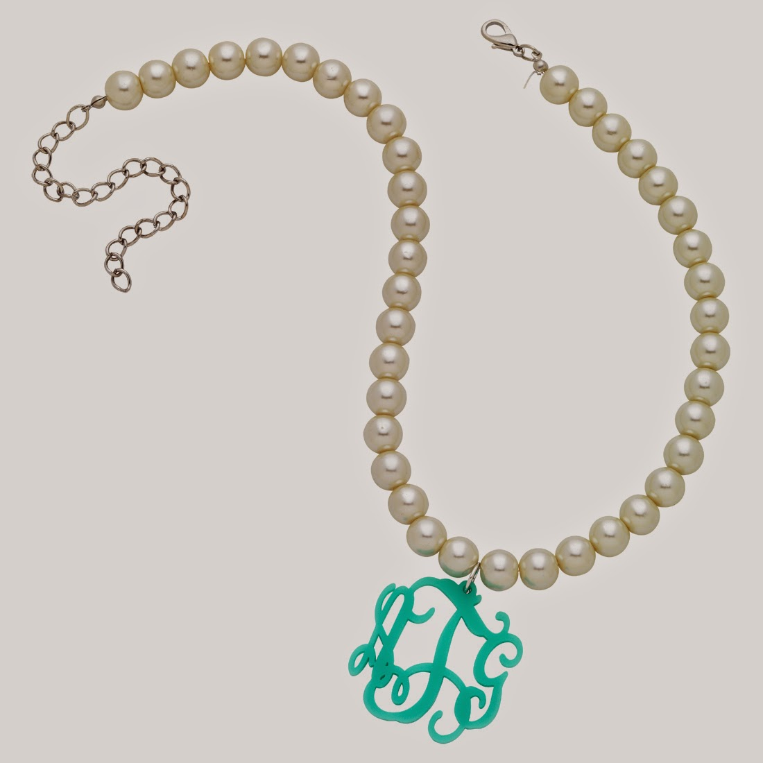 monogrammed bridesmaid gift